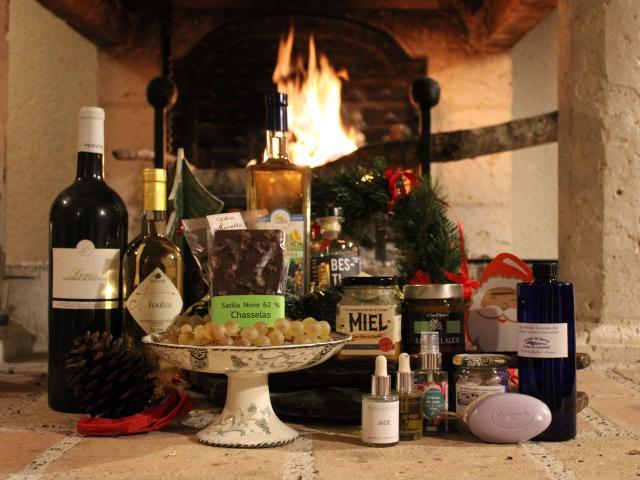 Produits Locaux Pour Noël