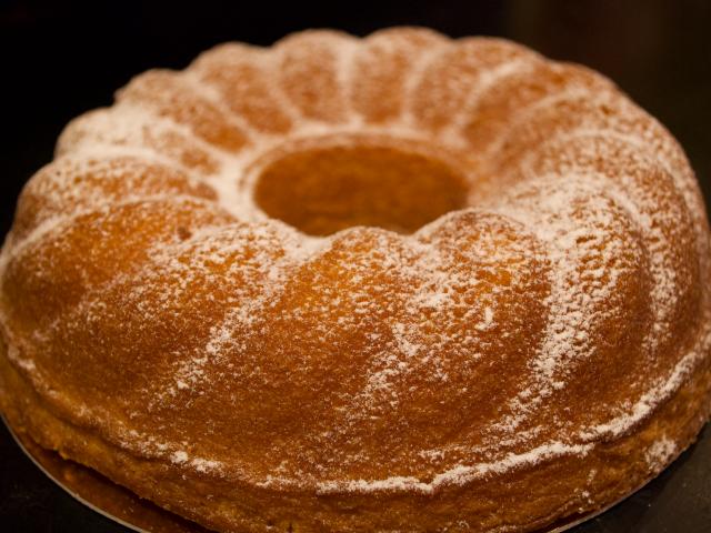 Cake Au Citron Alexandres