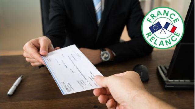 Chèque numérique france relance covid
