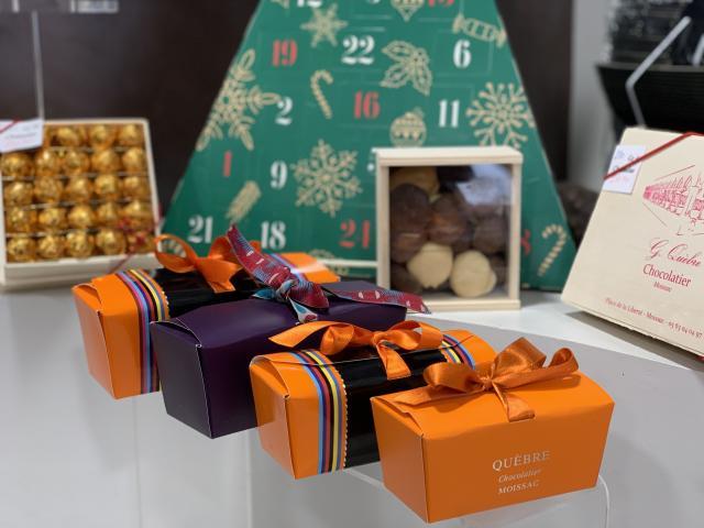 Chocolats Gilles Quèbre