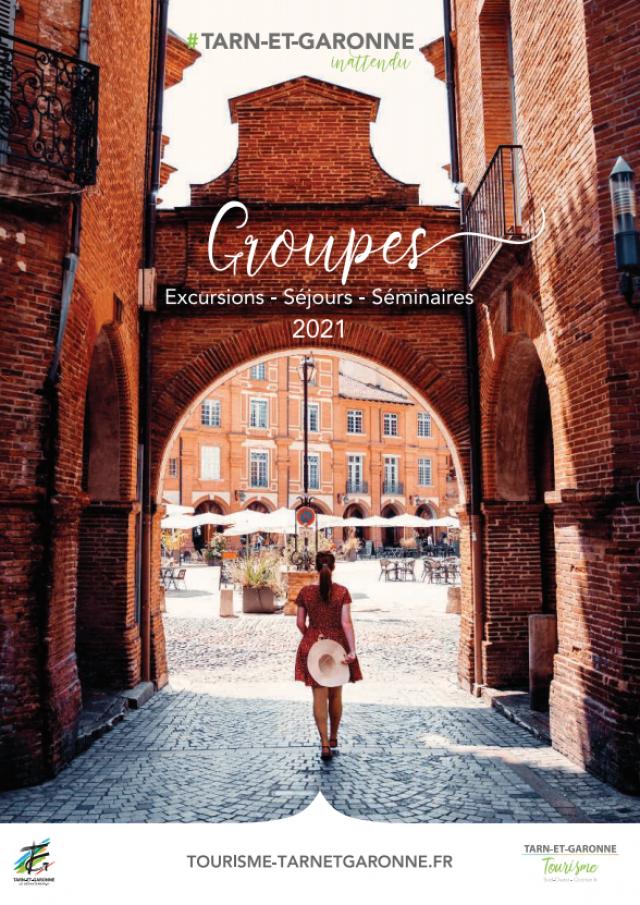 Couverture Brochure Groupes