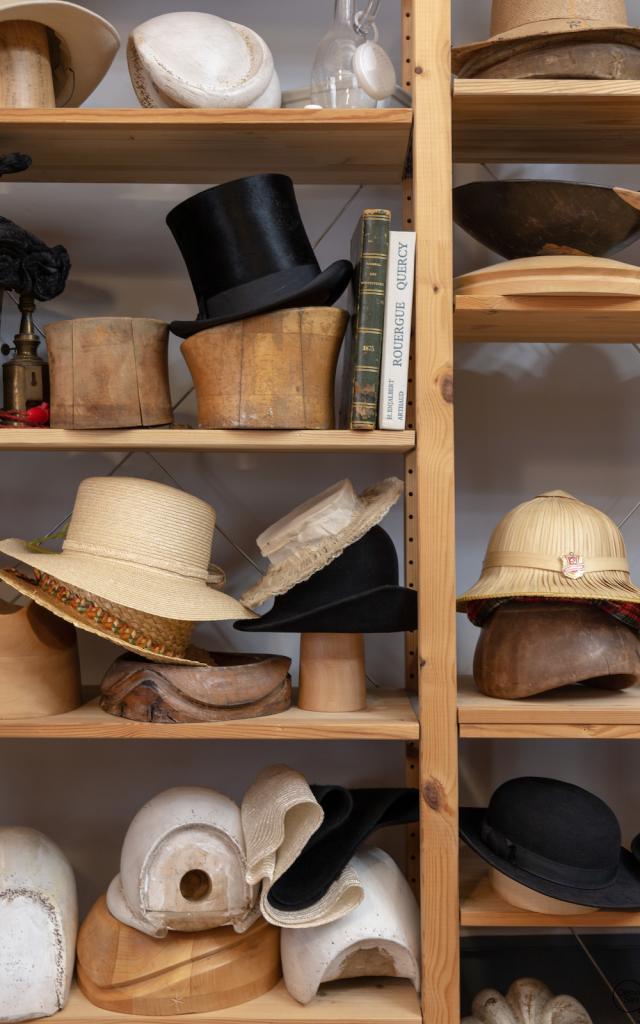Hats Block Laforest Atelier