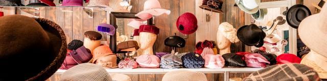 Hats Block Laforest Boutique Lezbroz