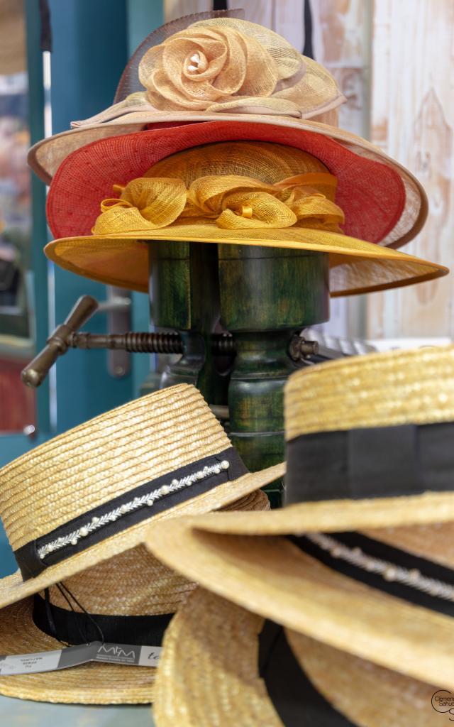Hats Block Laforest Canotiers