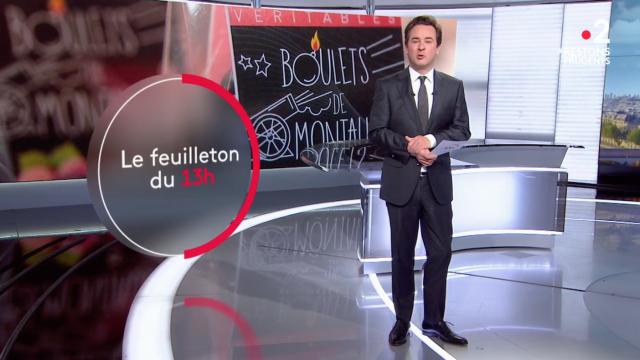 Jt France 2 Boulets De Montauban