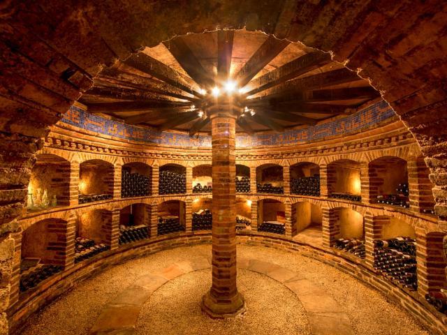 Cave Du Chateau Saint Louis Pierre Soissons