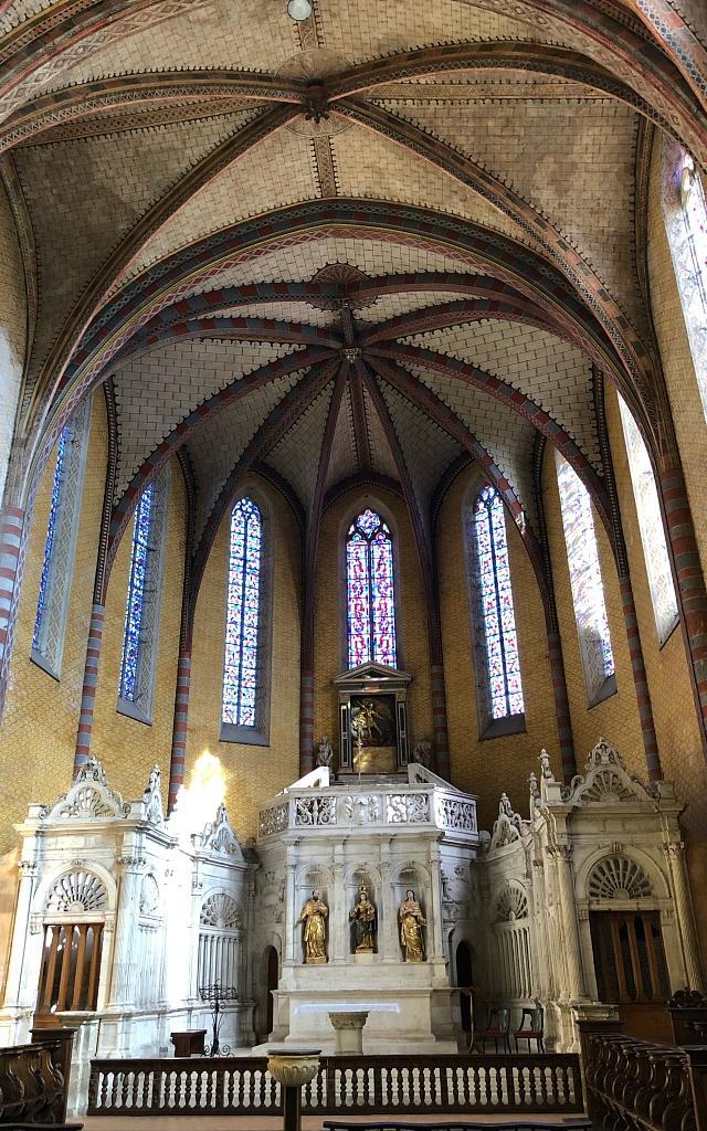 Autel Abbaye De Moissac