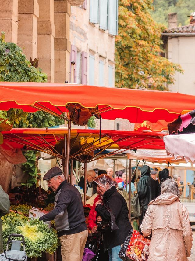Marchés En Tarn Et Garonne