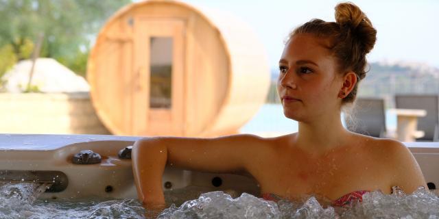 Bien-être et prestations avec spa