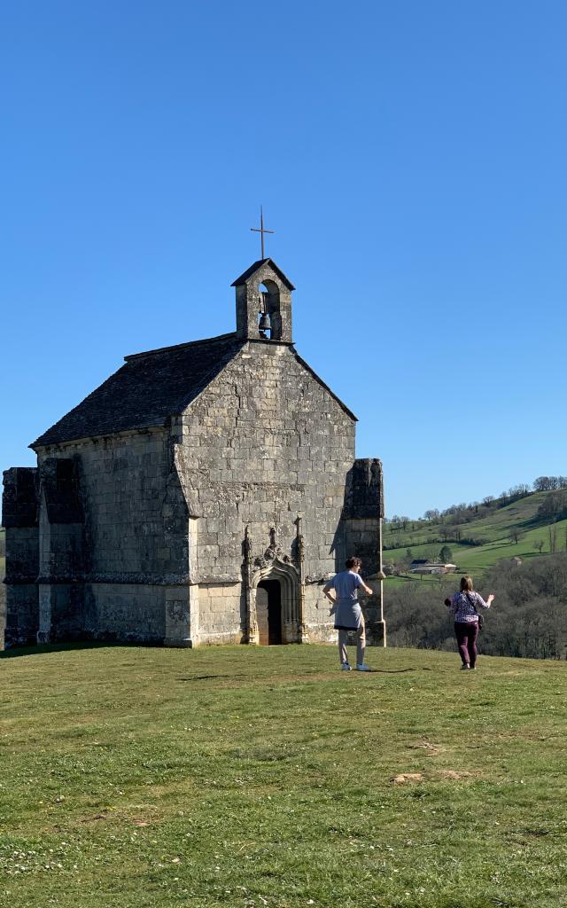 Chapelle Notre Dame Des Graces 3774