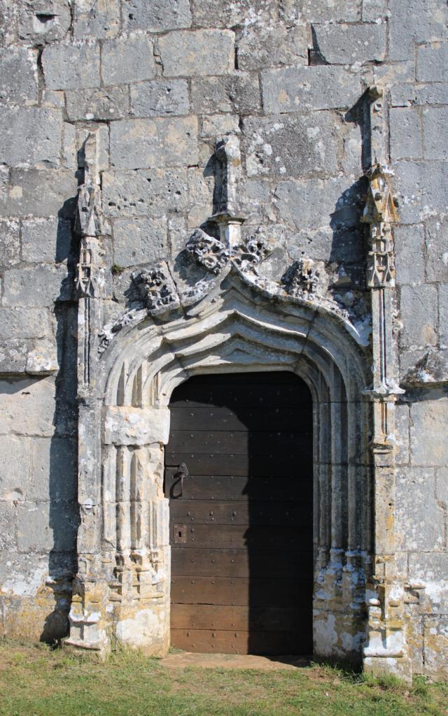 Chapelle Notre Dame Des Graces Porte