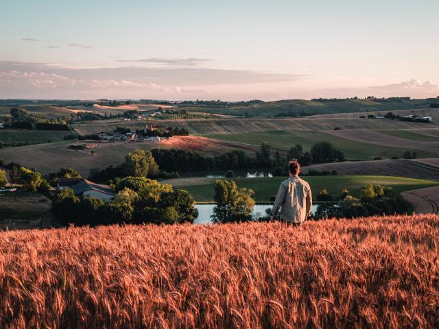La Lomagne, un petit air de Toscane dans le sud-ouest