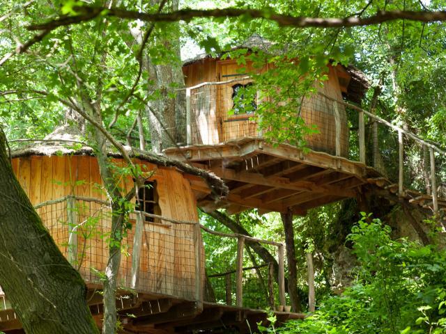 Cabanes de Brassac - Chant De La Nature