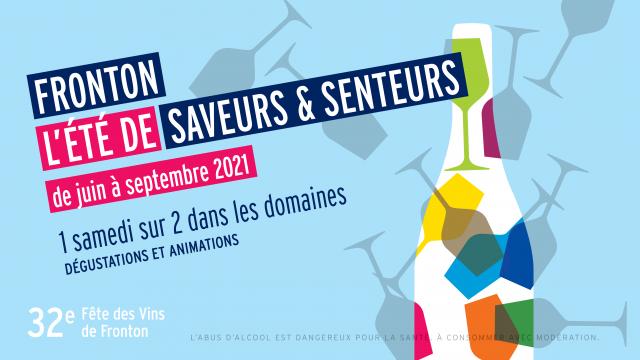 Saveurs & Senteurs 2021