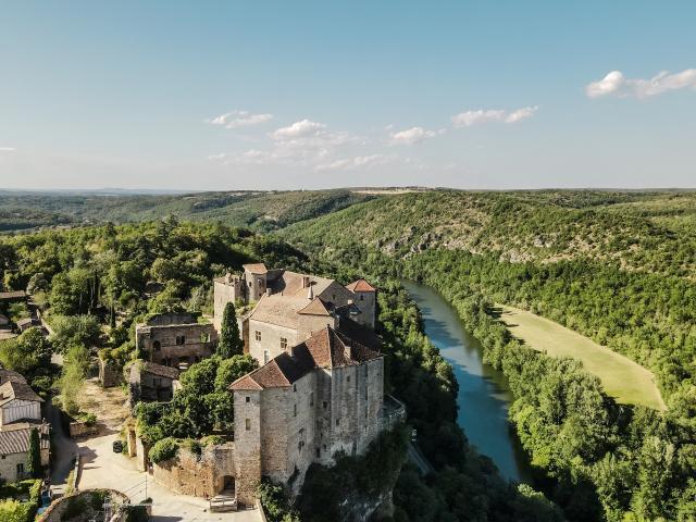 Châteaux de Bruniquel