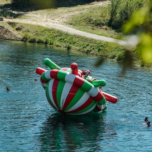 Base de loisirs des 3 lacs à Monclar-de-Quercy