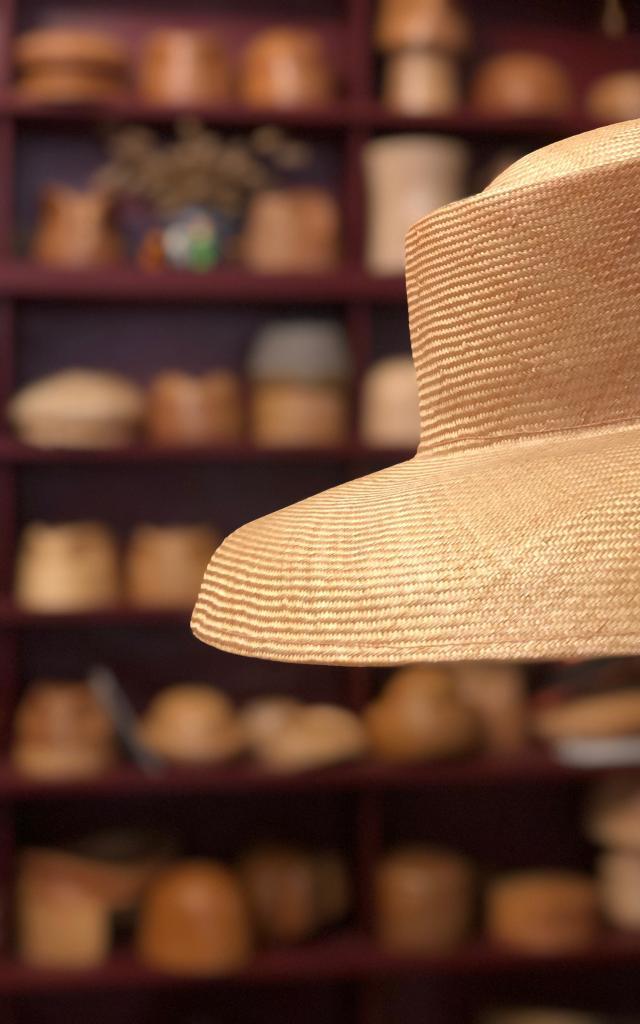 Hats block Laforest