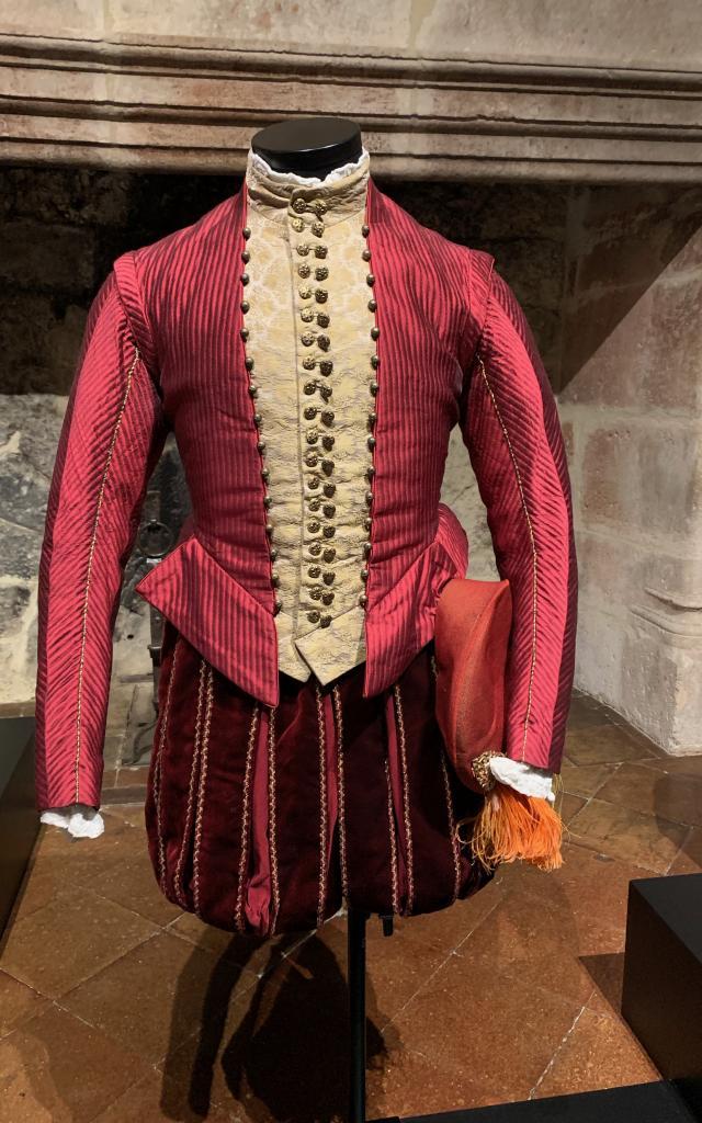 Costume De La Princesse De Montpensier Par Caroline De Vivaise 5769