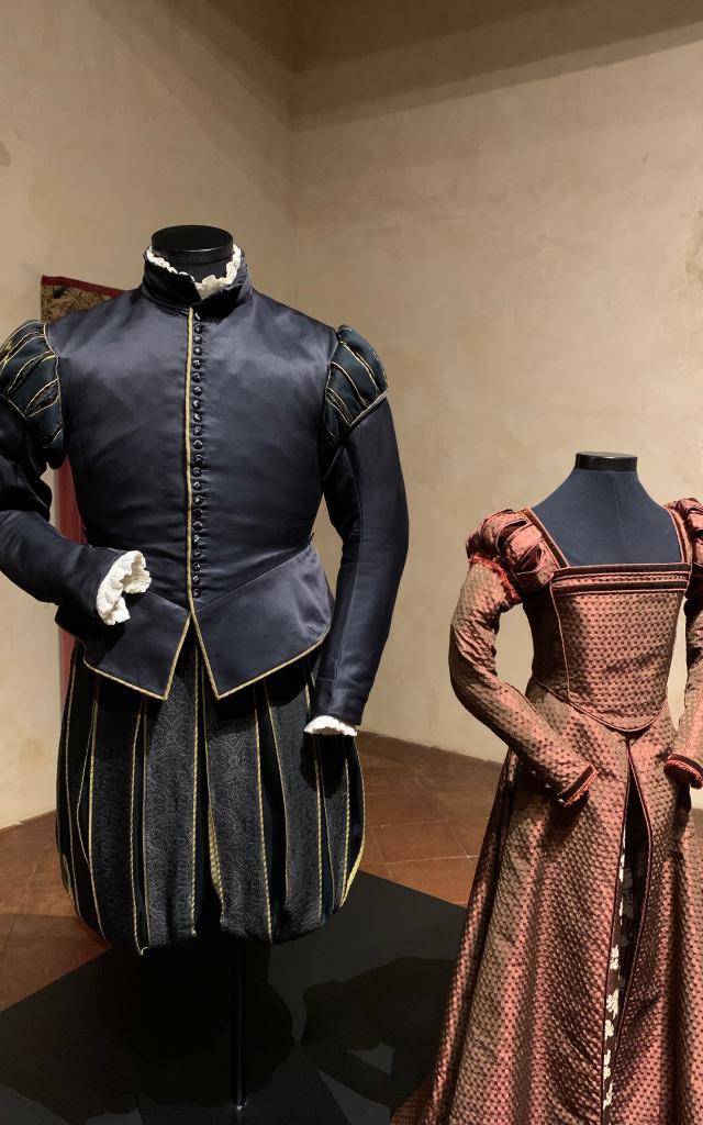 Costume De La Princesse De Montpensier Par Caroline De Vivaise 5770