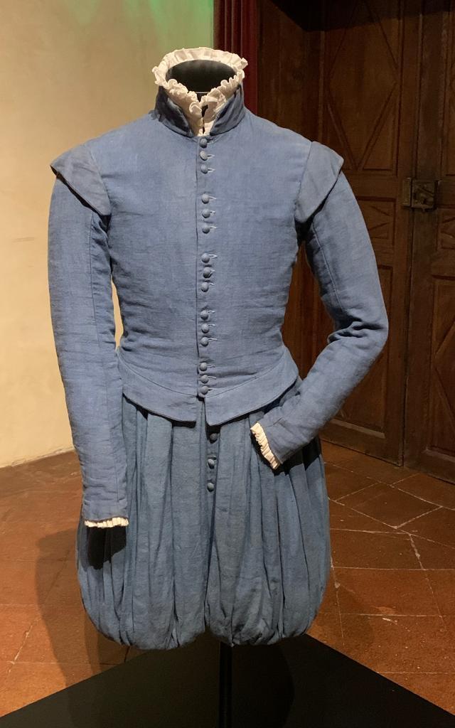 Costume De La Princesse De Montpensier Par Caroline De Vivaise 5771