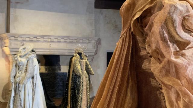 Costume D'elizabeth Par Alexandra Byrne 5747
