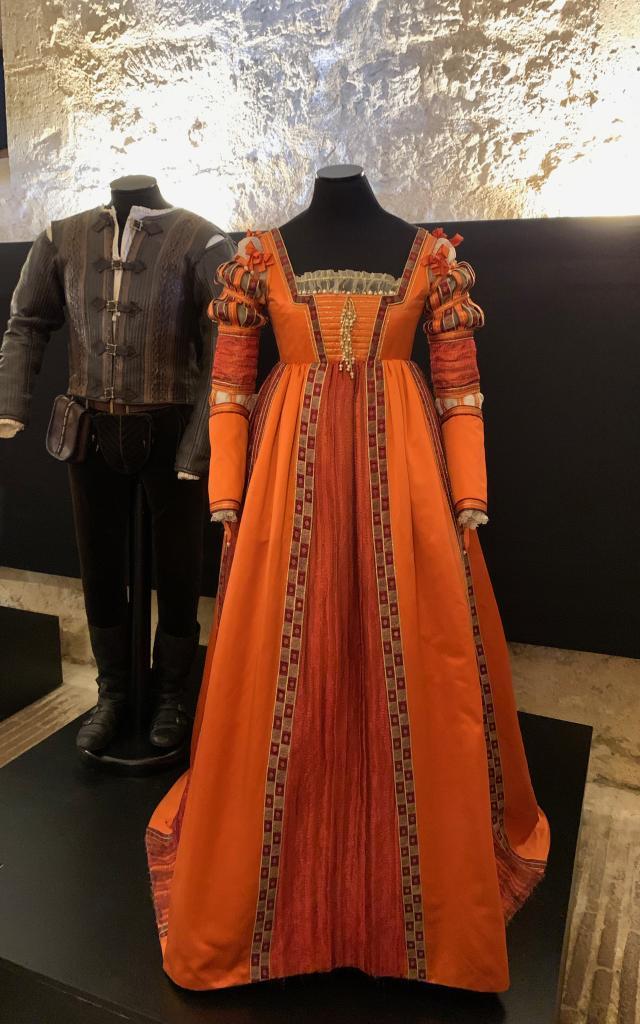 Costumes De La Serie Les Borgias Par Gabriella Pescucci 5717