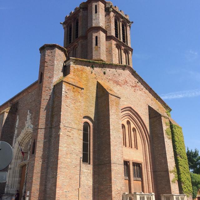 Eglise Castelsarrasin