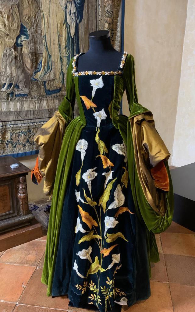 Robe De Deux Soeurs Pour Un Roi Par Sandy Powell 5764