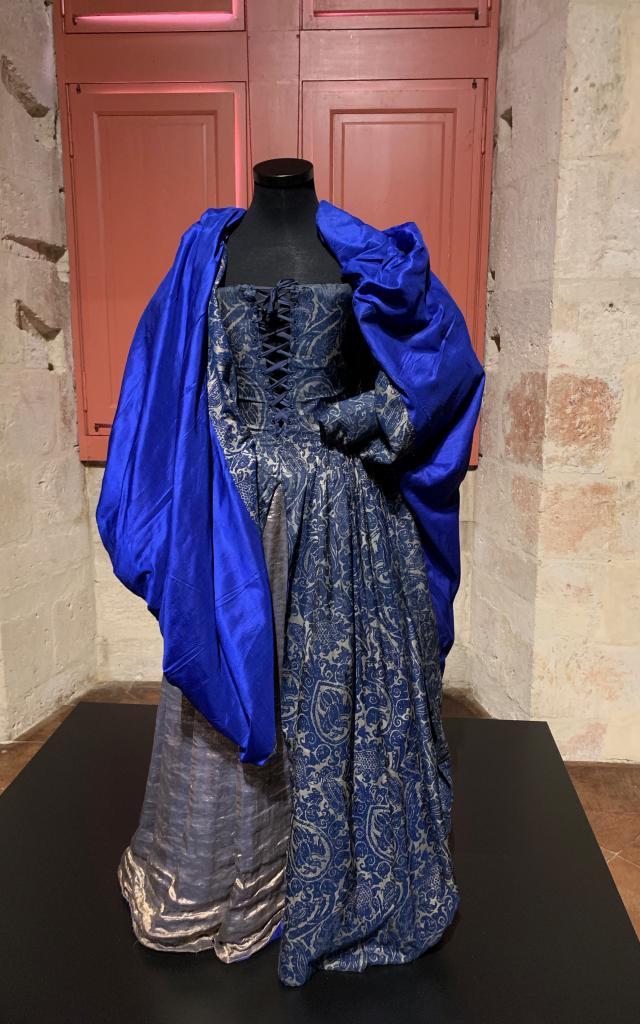 Robe De La Reine Margot Par Moidele Bickel Assistée De Jean Daniel Vuillermoz 5774