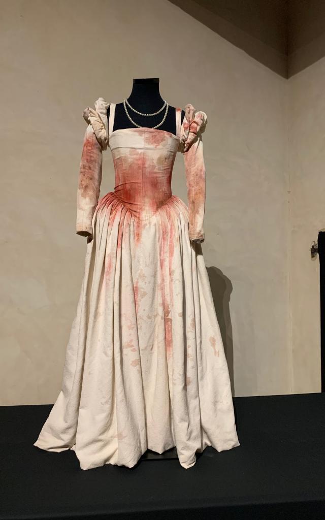 Robe De La Reine Margot Par Moidele Bickel Assistée De Jean Daniel Vuillermoz 5784