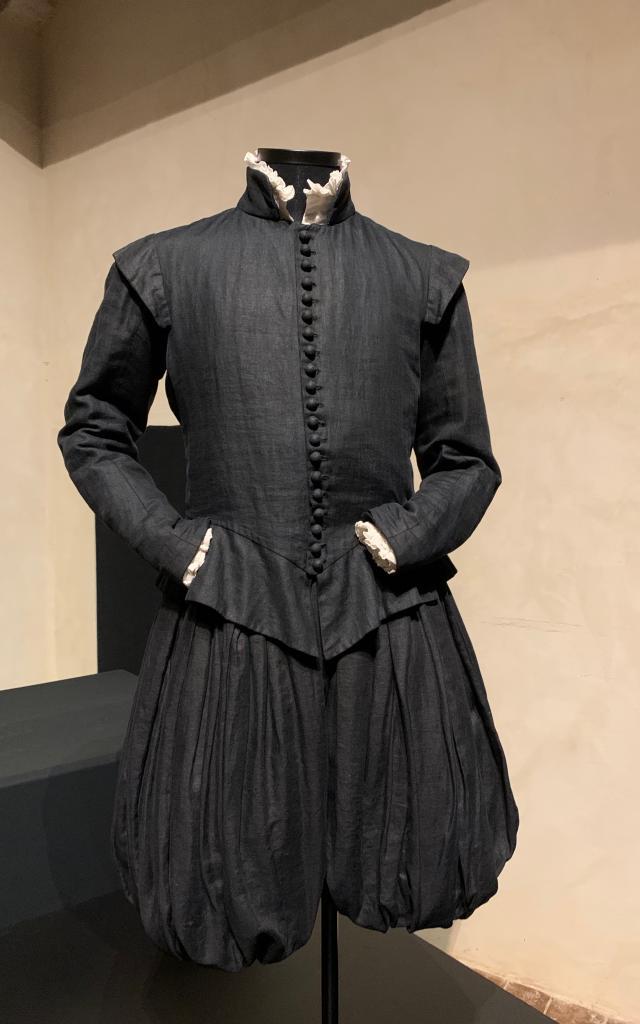 Robe De La Reine Margot Par Moidele Bickel Assistée De Jean Daniel Vuillermoz 5785