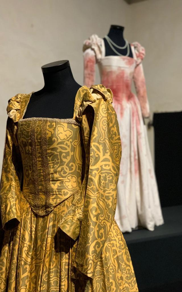Robe De La Reine Margot Par Moidele Bickel Assistée De Jean Daniel Vuillermoz 5786