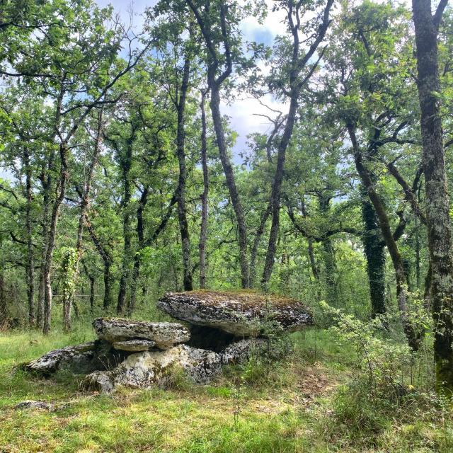La Tombe Du Geant Septfonds