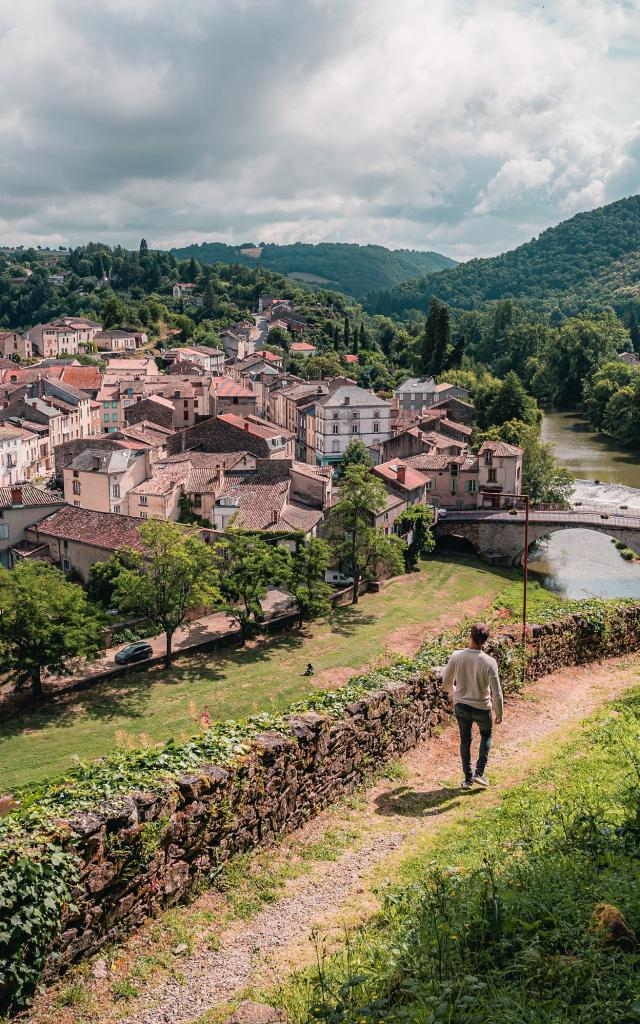 Village de Laguépie