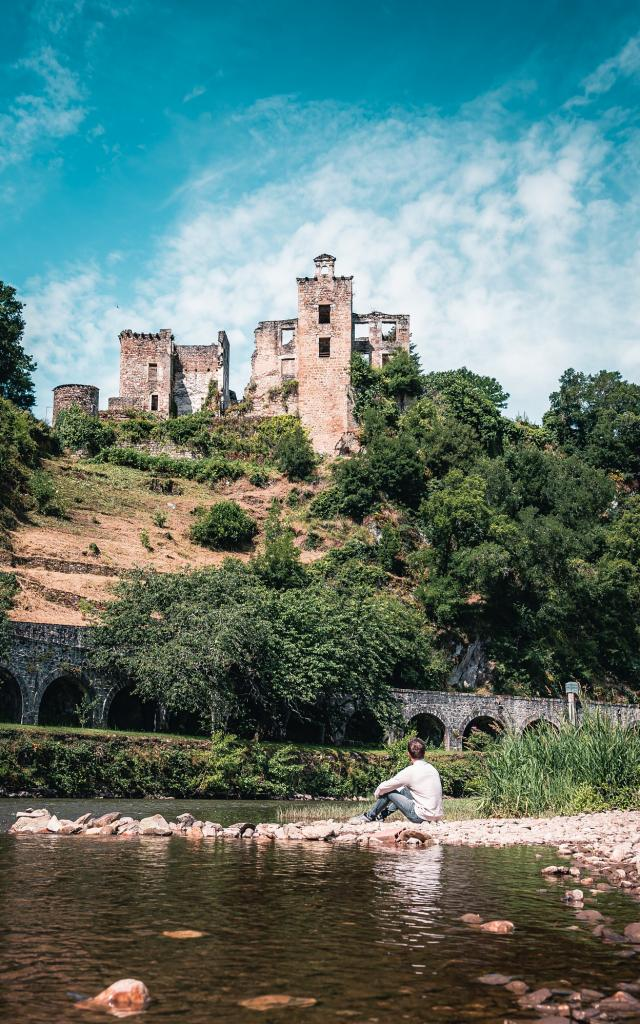 Château Saint-Martin-Laguépie