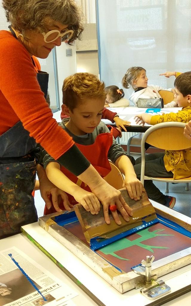Activités pour enfants Lettres d'automne