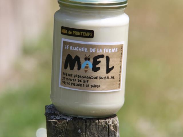 Ferme du Bel Air - pot de miel