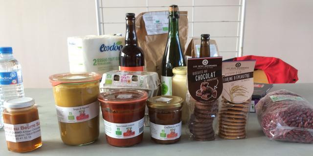 Epi La Vallée - sélection de produits