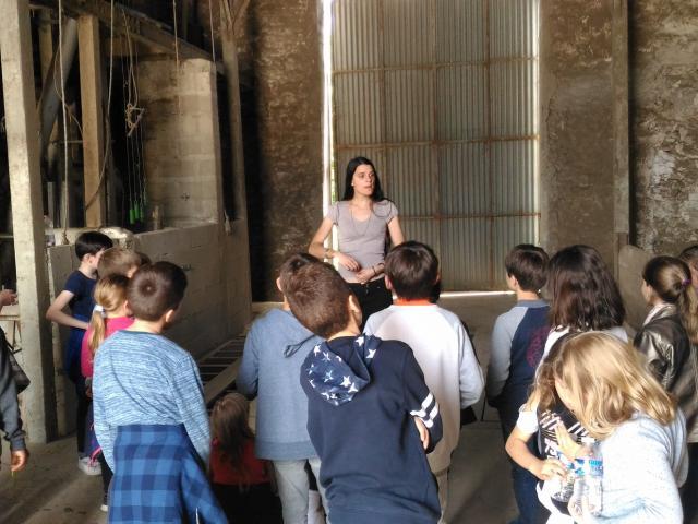 Visite Plateau de Saclay enfants