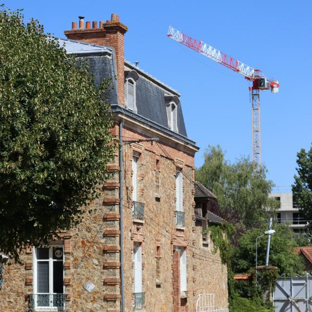 Ferme de Moulon - bâtiment