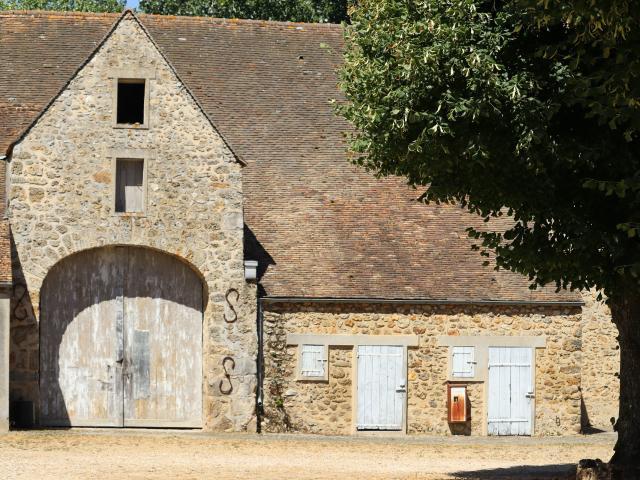 Ferme de Moulon - bâtiment corps de ferme