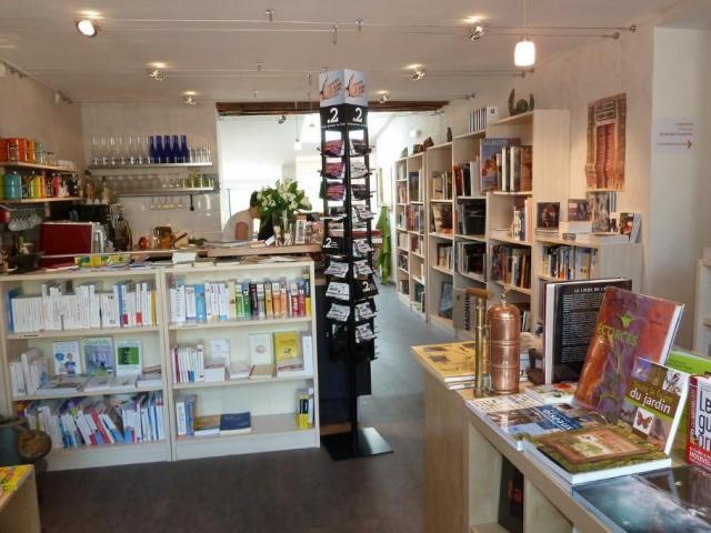 Librairie restaurant Mille feuilles - Bièvres