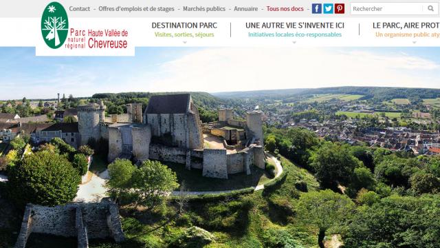 PNR Haute Vallée de Chevreuse