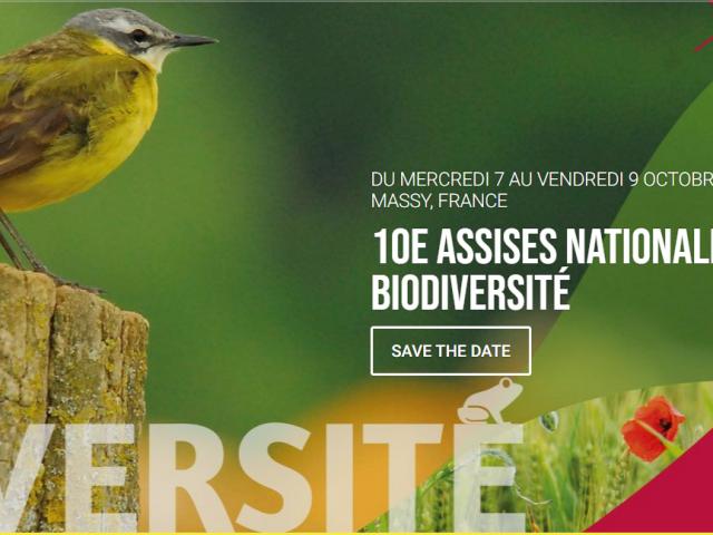 10è Assises nationales de la Biodiversite