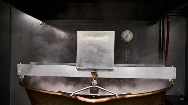 Cuve à milquidou - Ferme de Viltain - Jouy-en-Josas
