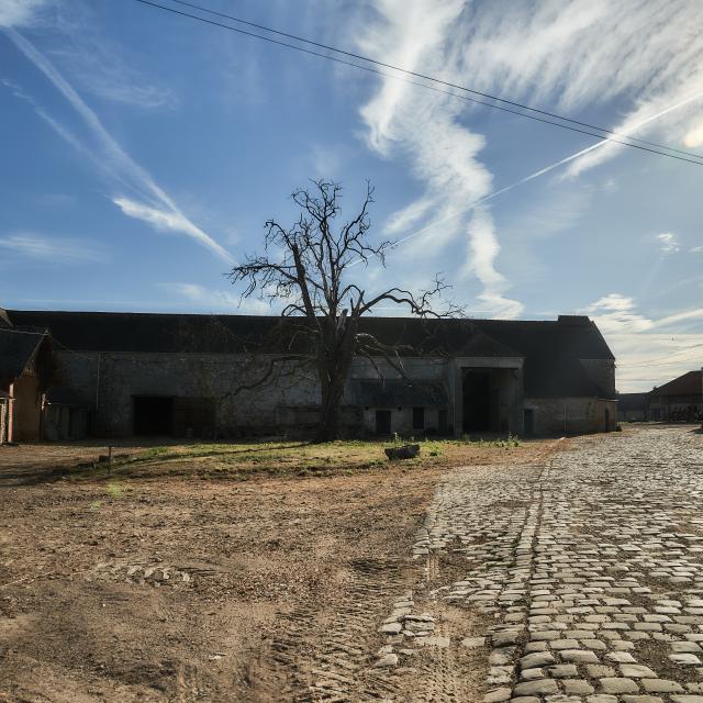 Ferme d'Orsigny - bâtiment de ferme