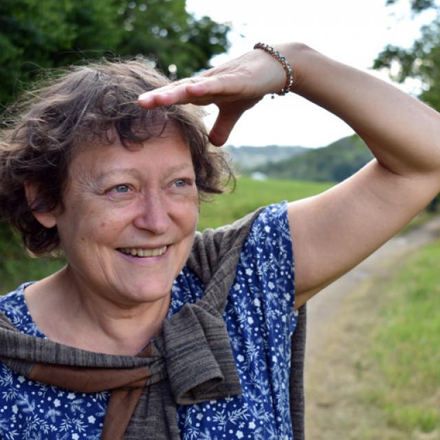 Ferme du Moulon - Christine Dillmann, Directrice