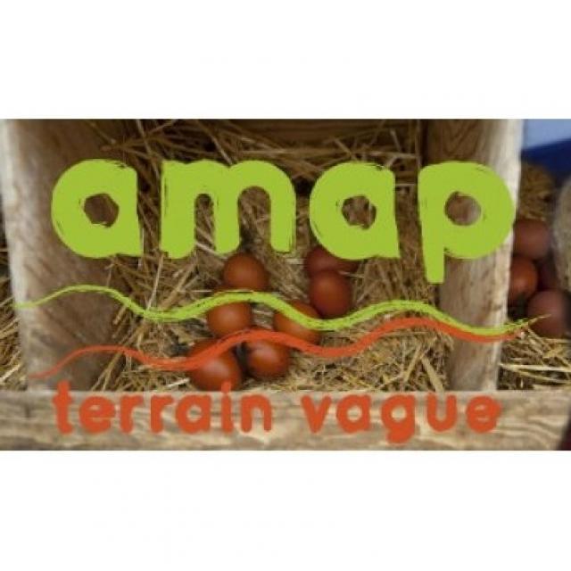 AMAP Terrain Vague - logo