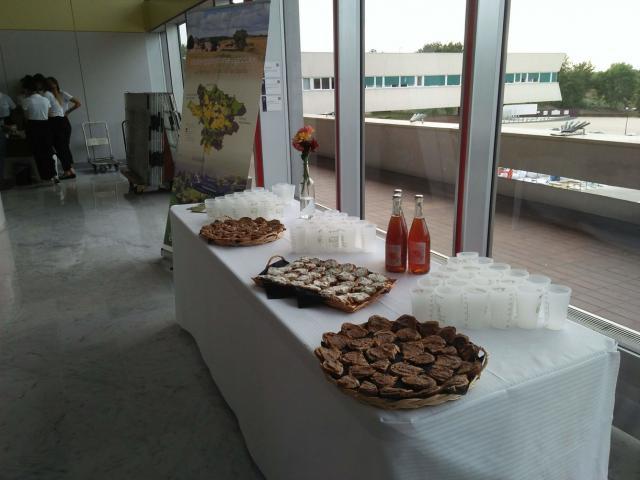 Buffet Local Au Forum Entreprise