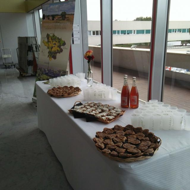 Buffet Local Au Forum Entreprise